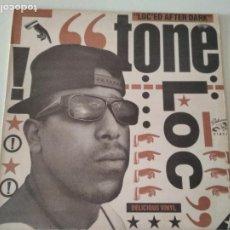 Discos de vinilo: TONE LOC: LOC ED AFTER DARK - LP. DELICIOUS VINYL 1989. Lote 270891283