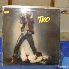 Discos de vinilo: LP HEAVY METAL TKO IDEM 1984 VINILO EN MUY BUEN ESTADO. Lote 270891738
