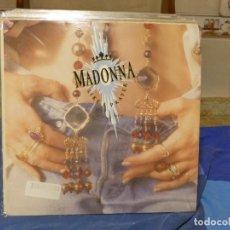 Discos de vinilo: LP MADONNA LIKE A PRAYER MUY BUEN ESTADO GENERAL PEGATA EN TAPA. Lote 270892033