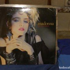 Discos de vinilo: LP MADONNA THE FIRST ALBUM EDICION DE 1985 MUY BUEN ESTADO GENERAL CON ENCARTE. Lote 270892788