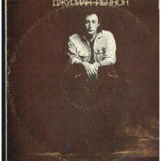 Discos de vinilo: ДЖУЛИАН ЛЕННОН - ВАЛОТТ - LP 1987 - ED. GRECIA. Lote 270893233