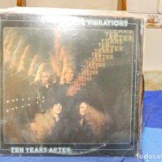 Discos de vinilo: LP TEN YEARS AFTER POSITIVE VIBRATIONS USA 1974 CORRECTISIMO ESTADO DE VINILO. Lote 270893643
