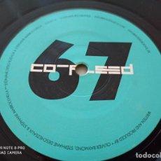 """Discos de vinilo: GINO'S & SNAKE VS OXIA - THE MESSAGE (12""""). Lote 270912313"""