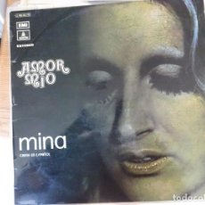 Discos de vinilo: MINA. Lote 270925663