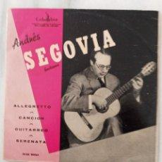 Discos de vinilo: VINILO ANDRÉS SEGOVIA. Lote 270944228