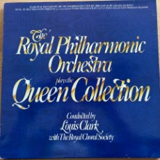 Discos de vinilo: QUEEN COLLECTION - THE ROYAL PHILHARMONIC ORCHESTRA - PLAYS THE (LP, ALBUM) (1982/UK). Lote 270953448