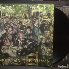 Discos de vinilo: ROD STEWART - A NIGHT ON THE TOWN LP WARNER BROTHERS EDICIÓN ESPAÑOLA 1976 CONTIENE ENCARTE PEPETO. Lote 270954388