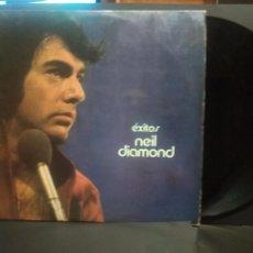Discos de vinilo: NEIL DIAMOND: EXITOS NEIL DIAMOND - DOBLE LP. LONDON BANG RECORD 1974 SPAIN (PORTADA DOBLE) PEPETO. Lote 270956143