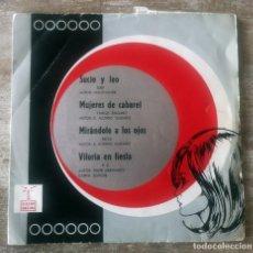 Discos de vinilo: SINGLE ORQUESTA RAFAEL TALENS - SUCIO Y FEO - DISCOS ONDINA. Lote 270956908