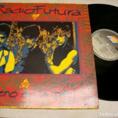 Discos de vinilo: RADIO FUTURA VENENO EN LA PIEL LP. Lote 270961588