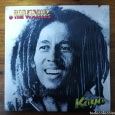 Discos de vinilo: BOB MARLEY AND THE WAILERS KAYA USA 1978. Lote 270970353