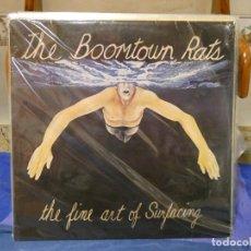 Disques de vinyle: LP THE BOOMTOWN RATS THE FINE ART OF SURFACING UK 1979 VINILO MUY BUEN ESTADO. Lote 270973893