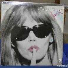 Disques de vinyle: LP ALEMANIA CIRCA 1980 VINILO MUY BUEN ESTADO AMANDA LEAR INCOGNITO. Lote 270981918