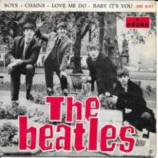 Discos de vinilo: THE BEATLES BOYS. Lote 270987858