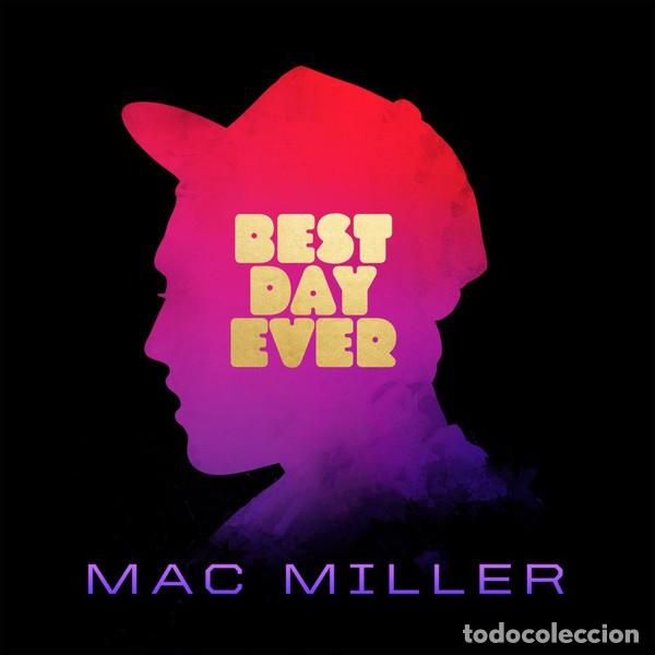 MAC MILLER, BEST DAY EVER (VINILO-LP) (Música - Discos - LP Vinilo - Rap / Hip Hop)