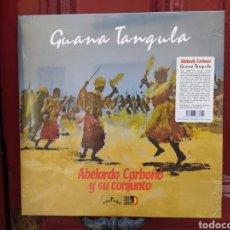 Discos de vinilo: ABELARDO CARBONÓ Y SU CONJUNTO–GUANA TANGULA. LP VINILO PRECINTADO. Lote 271041598