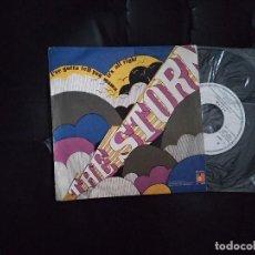 Discos de vinilo: THE STORM / I'VE GOTTA TELL YOU MAMA / SINGLE PROMOCIONAL 45 RPM / BASF 1974 COMO NUEVO. Lote 271043478