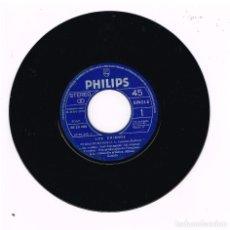 Disques de vinyle: LOS CHICHOS - NI MAS NI MENOS / LA CACHIMBA - SINGLE 1973 - SOLO VINILO. Lote 271044838
