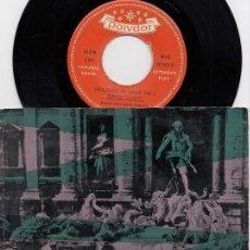 Discos de vinilo: RICARDO SANTOS Y SU ORQUESTA - TIRITOMBA - EP DE VINILO EDICION ALEMANA. Lote 271092668