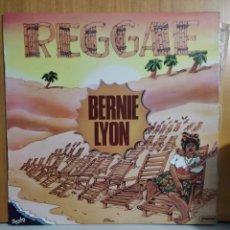 Discos de vinilo: BERNIE LYON – REGGAE - LP SPAIN 1980. Lote 271111083