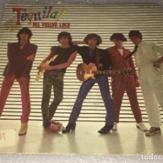 Disques de vinyle: SINGLE TEQUILA - ME VUELVO LOCO - HOY QUISIERA VOLVER A ESTAR A TU LADO - ZAFIRO - PEDIDO MINIMO 7€. Lote 271119598