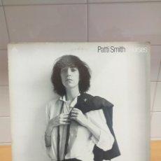 Discos de vinilo: LP VINILO PATTI SMITH ( HORSES ) 1975 ARISTA RECORDS U.S.A. Lote 271123238