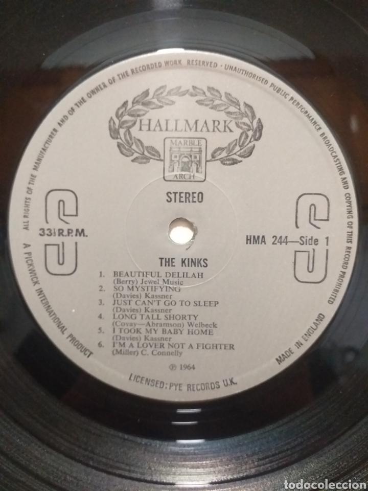 Discos de vinilo: LP VINILO THE KINKS 1964 ( HALLMARK ) U.K MADE IN ENGLAND - Foto 5 - 271127378