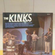 Discos de vinilo: LP VINILO THE KINKS 1964 ( HALLMARK ) U.K MADE IN ENGLAND. Lote 271127378