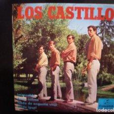 Discos de vinilo: LOS CASTILLOS- IMPECABLE. EP.. Lote 271128723
