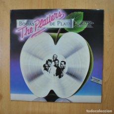 Discos de vinilo: THE PLATTERS - BODAS DE PLATA - LP. Lote 271145688