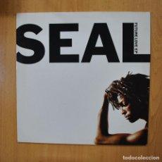 Discos de vinilo: SEAL - FUTURE LOVE EP - MAXI. Lote 271147793
