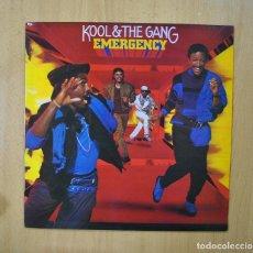 Discos de vinilo: KOOL AND THE GANG - EMERGENCY - LP. Lote 271147993