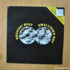Discos de vinilo: BRONSKI BEAT - SMALLTOWN BOY - MAXI. Lote 271148093
