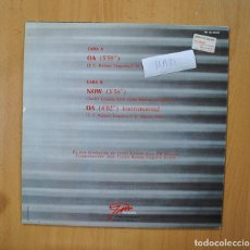 Discos de vinilo: IVAN - OA - MAXI. Lote 271148463