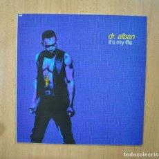 Discos de vinilo: DR. ALBAN - IT'S MY LIFE - MAXI. Lote 271148598
