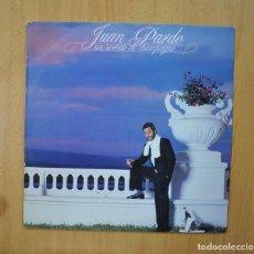 Discos de vinilo: JUAN PARDO - UN SORBITO DE CHAMPAGNE - LP. Lote 271148638