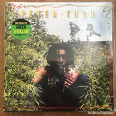 Discos de vinilo: PETER TOSH - LEGALIZE IT (1976) - LP DOBLE REEDICIÓN SONY 2018 NUEVO - VINILO COLOR. Lote 271185428