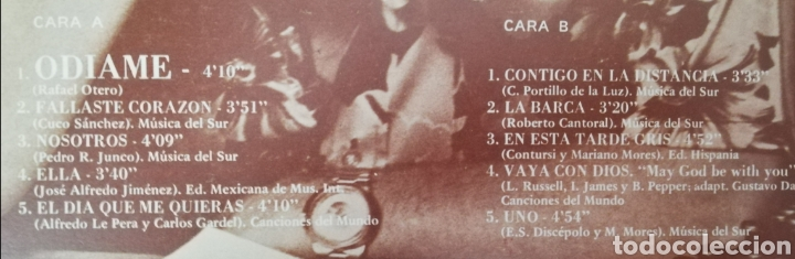 Discos de vinilo: DYANGO. LP. SELLO EMI ODEON. EDITADO EN ESPAÑA. AÑO 1977 - Foto 2 - 271363353