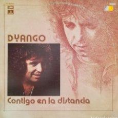 Discos de vinilo: DYANGO. LP. SELLO EMI ODEON. EDITADO EN ESPAÑA. AÑO 1977. Lote 271363353