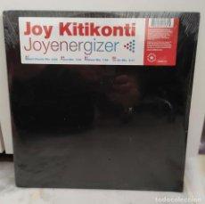 Discos de vinilo: JOY KITIKONTI – JOYENERGIZER. Lote 271365283
