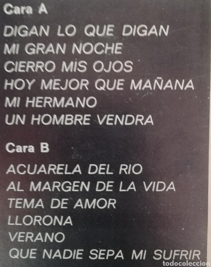 Discos de vinilo: RAPHAEL. LP. SELLO COLORAMA. EDITADO EN VENEZUELA. - Foto 2 - 271365503