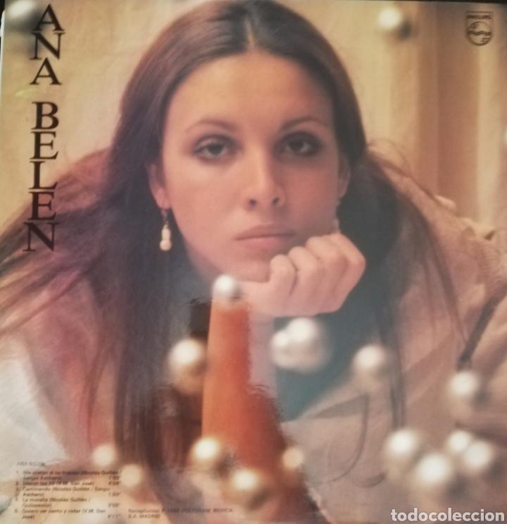 Discos de vinilo: ANA BELÉN Y VÍCTOR MANUEL. LP. SELLO PHILLIPS. EDITADO EN ESPAÑA. AÑO 1991 - Foto 2 - 271368608