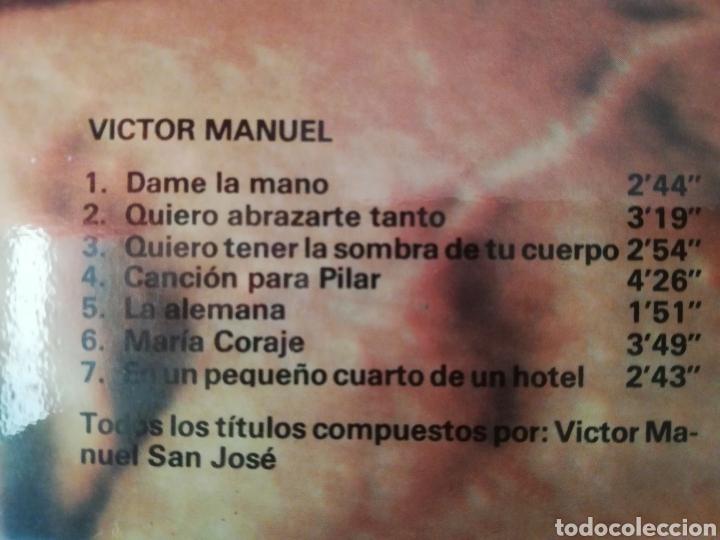 Discos de vinilo: ANA BELÉN Y VÍCTOR MANUEL. LP. SELLO PHILLIPS. EDITADO EN ESPAÑA. AÑO 1991 - Foto 3 - 271368608