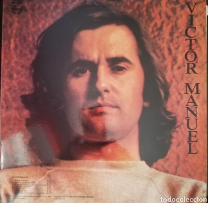ANA BELÉN Y VÍCTOR MANUEL. LP. SELLO PHILLIPS. EDITADO EN ESPAÑA. AÑO 1991 (Música - Discos - LP Vinilo - Solistas Españoles de los 70 a la actualidad)