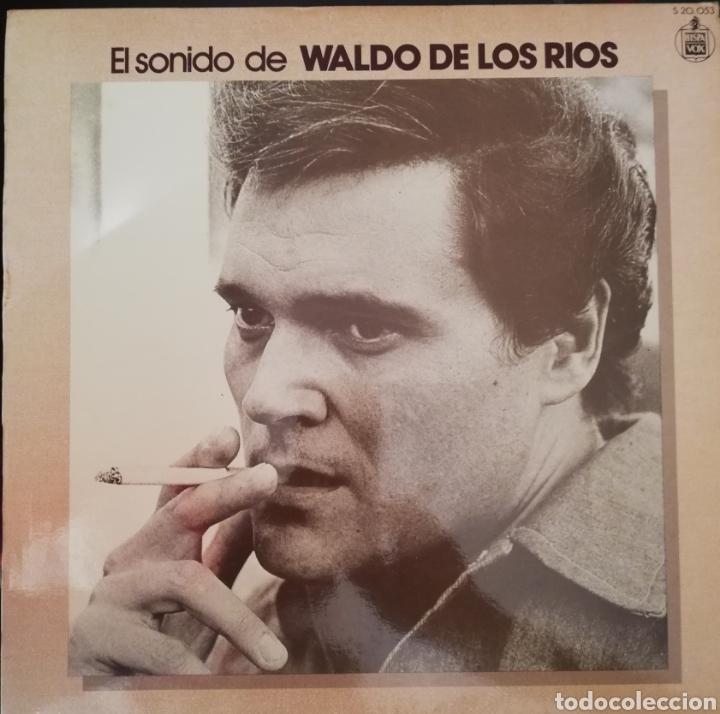 WALDO DE LOS RÍOS. LP. SELLO HISPAVOX. EDITADO EN ESPAÑA. AÑO 1978 (Música - Discos - LP Vinilo - Solistas Españoles de los 70 a la actualidad)