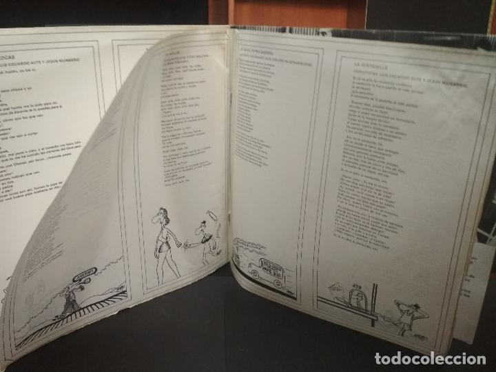 Discos de vinilo: FORGESOUND -LP 1976 -DOBLE PORTADA -TEDDY BAUTISTA-AUTE-ROSA LEON PEPETO - Foto 3 - 271385068