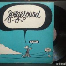 Discos de vinilo: FORGESOUND -LP 1976 -DOBLE PORTADA -TEDDY BAUTISTA-AUTE-ROSA LEON PEPETO. Lote 271385068