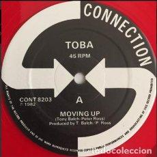 Discos de vinilo: TOBA – MOVING UP. Lote 271388838
