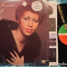 Discos de vinilo: ARETHA FRANKLIN / LET ME IN YOUR LIFE 74 !! STEVIE WONDER, DONNY HATHAWAY, EDIT USA ATLANTIC !! EXC. Lote 153458770