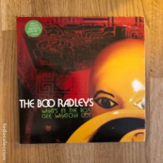 Discos de vinilo: THE BOO RADLEYS - WHAT'S IN THE BOX? - INDIE. Lote 271394548